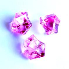 Acrylsteine pink 16 - 24 mm