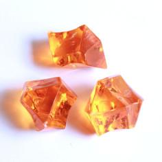 Acrylsteine orange 16 - 24 mm