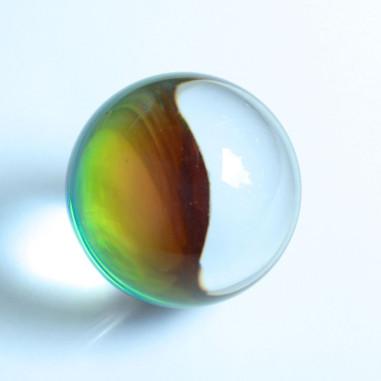 Kristallglaskugel rainbow