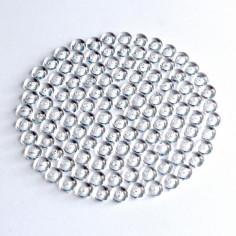 Acryltautropfen klar 5 mm