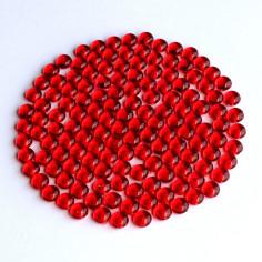 Acryltautropfen rot 5 mm