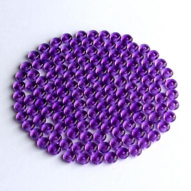 Acryltautropfen violett 5 mm