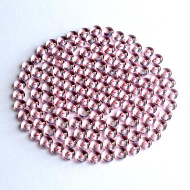 Acryltautropfen rosa 5 mm