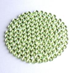 Acryltautropfen hellgrün 5 mm