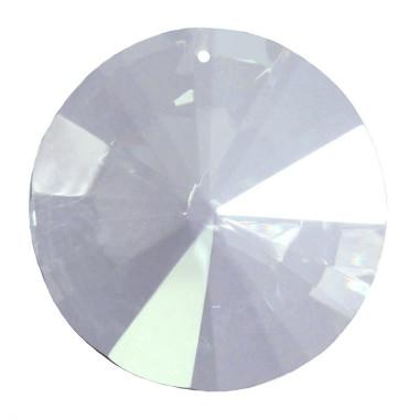 Facettierte Glaskristalle Glaskristall Circle B