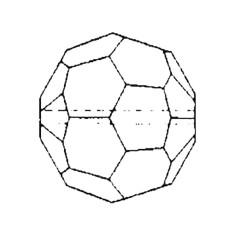 Facettierte Glaskristalle Perle 20 mm B