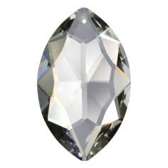 Facettierte Glaskristalle Swarovski Drachenauge
