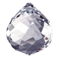Facettierte Glaskristalle Swarovski Kugel bleifrei