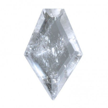 Bergkristall Drachenträne 45 mm