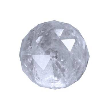 Bergkristall Kugel 20 mm