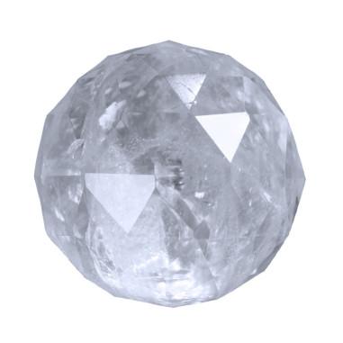 Bergkristall Kugel 28 mm