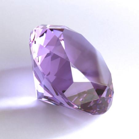Kristallglasdiamant 56 Facetten alexandrite A