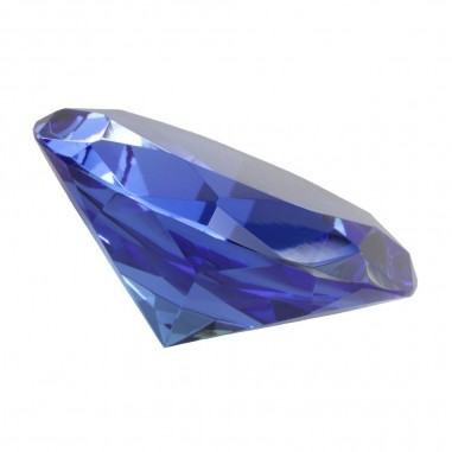 Glasdiamant dunkelblau B