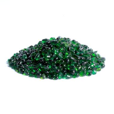 Glaskiesel 3-6mm dunkelgrün