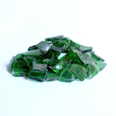 Glaskies 10-25mm grün