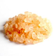 Glassteine 4 - 10 mm abricot