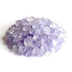 Glassteine 4 - 10 mm lila