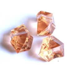 Acrylsteine amber 16 - 24 mm