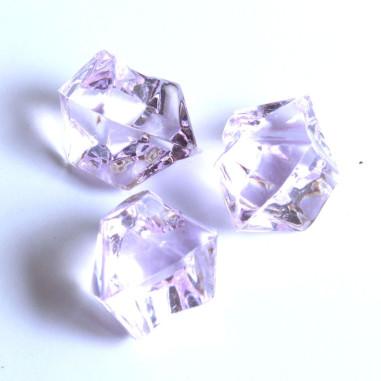 Acrylsteine helllila 16 - 24 mm