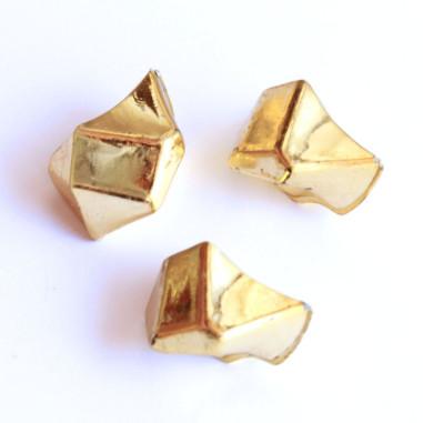 Acrylsteine gold 16 - 24 mm